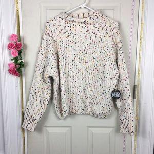 Cocobleu Sweater Knit super soft cowl Oversized XL